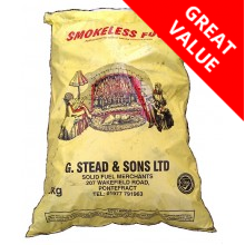 25KG BAG SMOKELESS FUEL