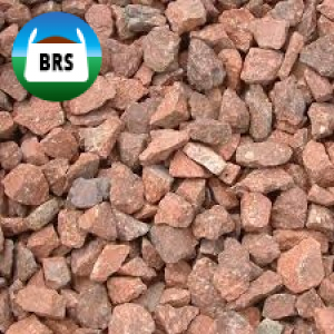 20mm RED CHIPPINGS