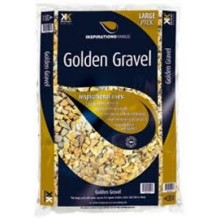 Pre-packed bag 20mm Golden gravel