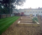 Landscape Services in Pontefract