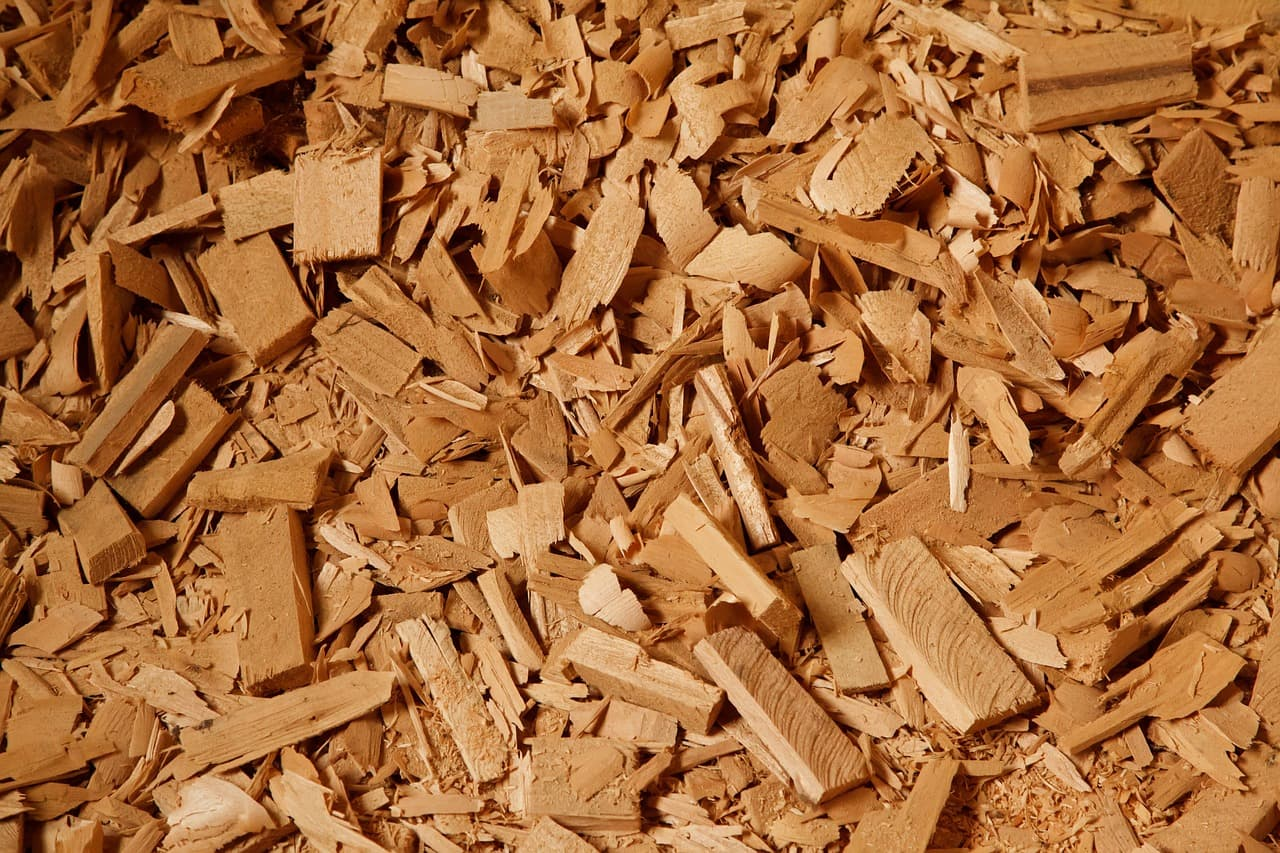 Wood chippings Knottingley